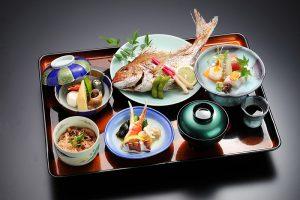 お食い初め料理(鯛付き)